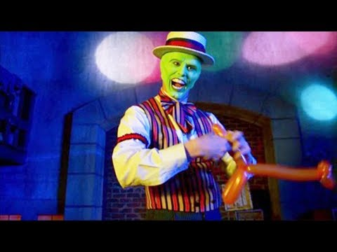 The Mask 1994 - Best Scenes