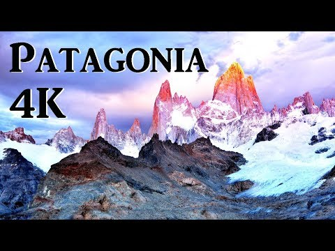 Patagonia - Fitz Roy 4 K