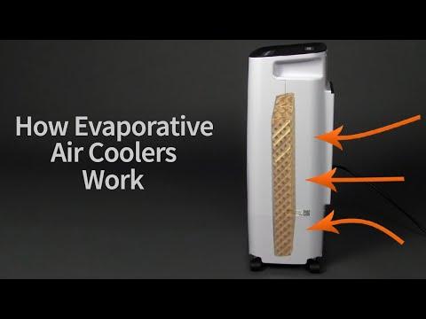 How Swamp Coolers Work | Sylvane