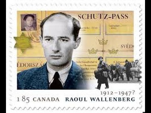 Raoul Wallenberg - If You Save One Life, You Save The Whole World