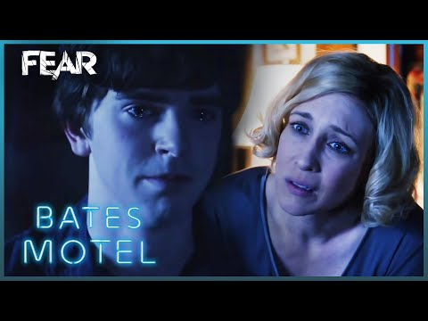 Norman Confesses His Attraction For Norma | Bates Motel
