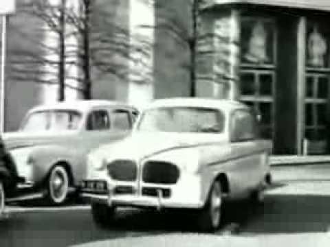 "Henry Ford's Hemp Plastic Car 1941 ""Soybean Car"""