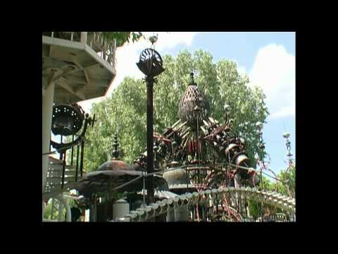 The Forevertron part 1 - Doctor Evermor's Miraculous Time Machine.
