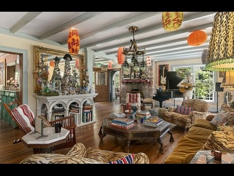 Christie Brinkley HOME tour video 2017**life and mansion