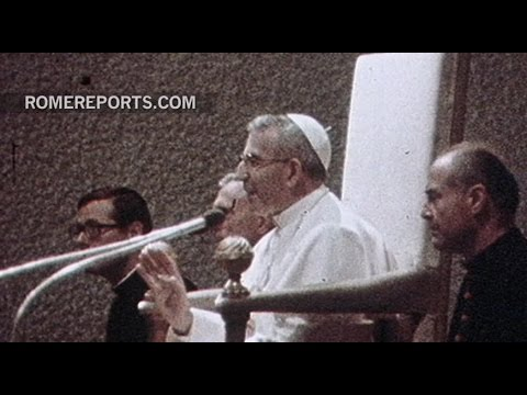 A look back: 37 years ago, John Paul I was elected Pope
