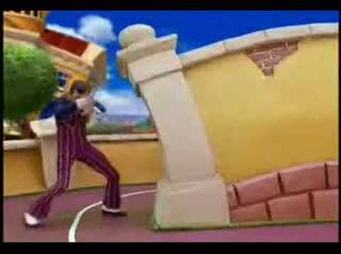 LazyTown - Master of Disguise (Icelandic)