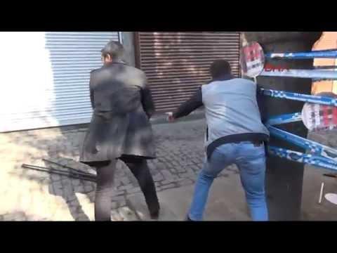 Diyarbakır Bar Association Head Tahir Elçi, policeman killed by PKK attack in southeast Turkey