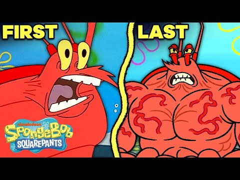 First & Last Moments with CLASSIC SpongeBob Characters! 🧼