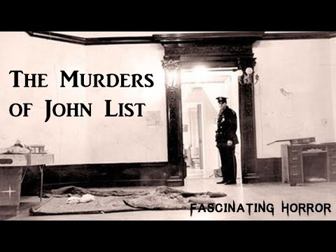 The Murders of John List | A Short Documentary | Fascinating Horror