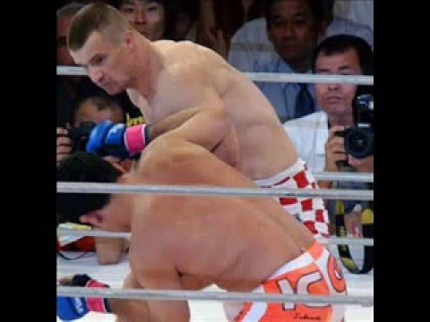 Knocked out! A tribute to Mirko Cro Cop Filipovic.
