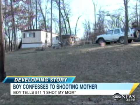 10-Year-Old Ohio Boy Admits To Killing His Mother