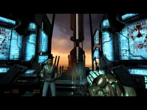 Half Life 2 - Last Level, Last Boss, Ending