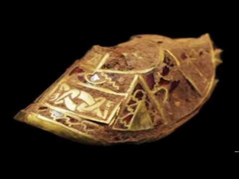 Terry Herbert - Saxon Gold Hoard