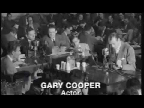 The Hollywood Blacklist: 1947-1960