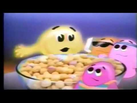Pac-Man Cereal Commercials Collection
