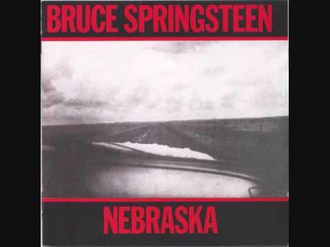 Bruce Springsteen 1982 Nebraska