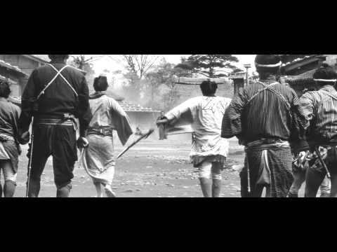 Yojimbo re-dubbed with A Fistful of Dollars Score