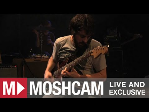 Explosions In The Sky - Only Moment We Were Alone   Live in Sydney   Moshcam