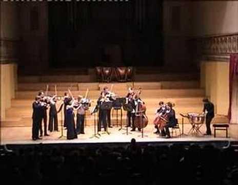 Wolfgang Amadeus Mozart - Serenata Notturna KV 239 - Marcia 1st mouv.