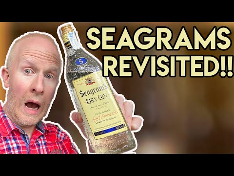 Seagrams Gin Review #2!
