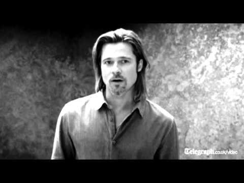 Brad Pitt stars in Chanel No 5 advert