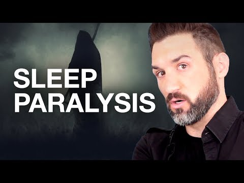 My First 1st Sleep Paralysis Experience with the Old Hag (SCARY!)