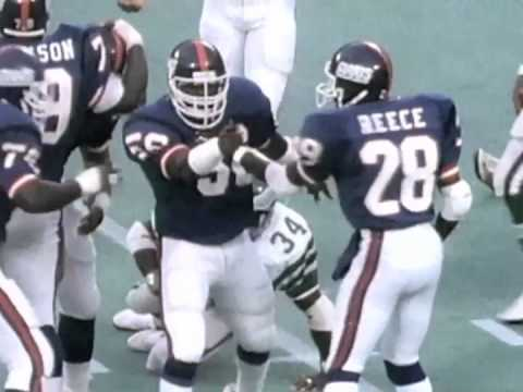 Lawrence Taylor - The Greatest Of All Time