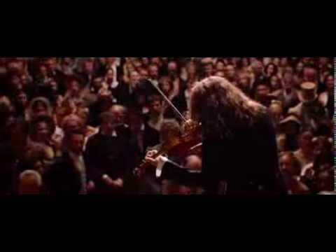 the devil's violinist Paganini
