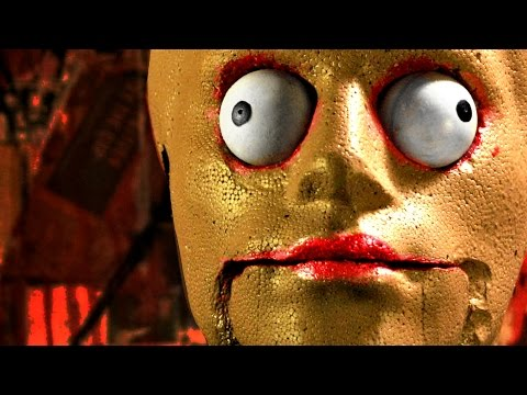 Crooked Rot | NIGHTMARE stopmotion animation by David Firth