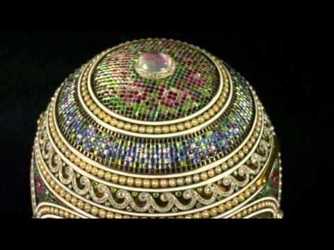 Royal Collection: Imperial Easter Egg by Albert Holmstrom