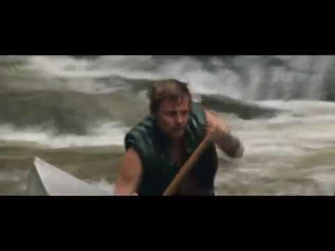 "Shooting the rapids: ""God help us."""