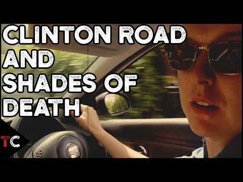Haunted Clinton Road and Shades of Death