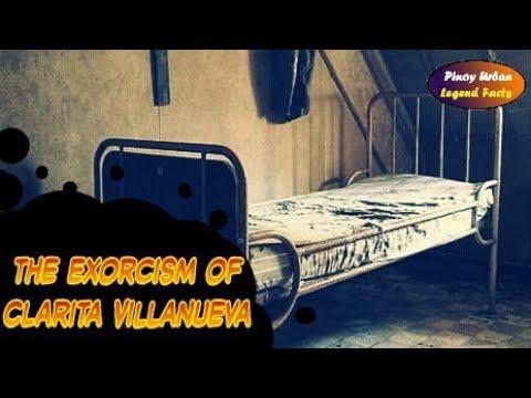 The Exorcism of Clarita Villanueva 1953 Story | PINOY URBAN LEGENDS