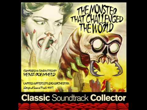 Main Title - The Monster That Challenged the World (Ost) [1957]