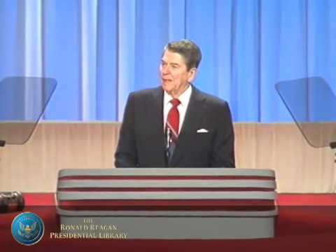 Republican National Convention: President Reagan's Address at the RNC - 8/15/88
