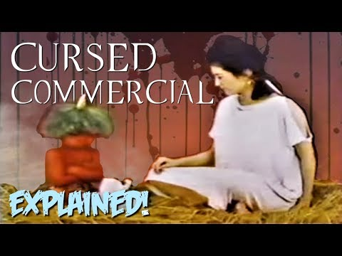 The CURSED Japanese Kleenex Commercial - Explained