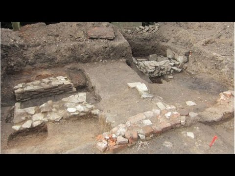 Shakespeare's kitchen discovered during archaeological dig