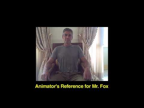 The Making of Fantastic Mr. Fox - Recording the Voices