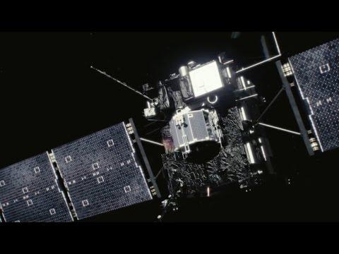 Rosetta Spacecraft 101