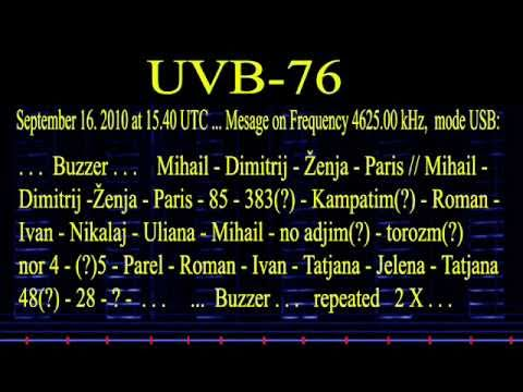UVB-76/MDZhB-voice message-September 16.2010 at 15.40 UTC