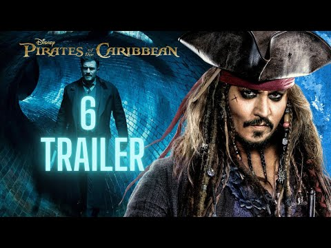 "Pirates of the Caribbean 6 Trailer: ""The Last Captain"" (FM)"