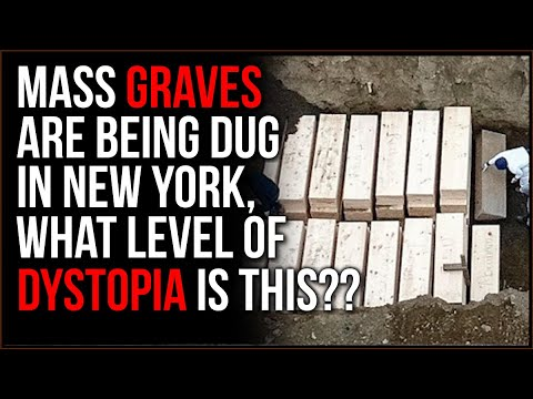 MASS Graves Are Being Dug In New York, This Seems Straight Out Of A Dystopian Movie Plotline