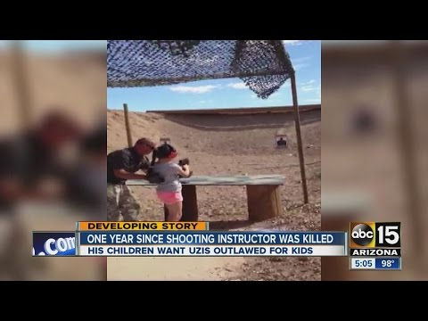 Charles Vacca, gun shooting instructor, killed by child