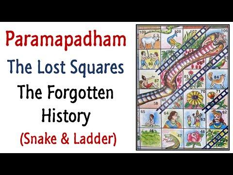 The Forgotten History of Paramapadham Alias Snake and Ladder
