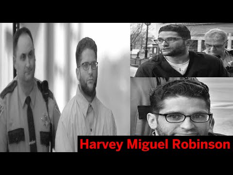 The Story of Harvey Miguel Robinson