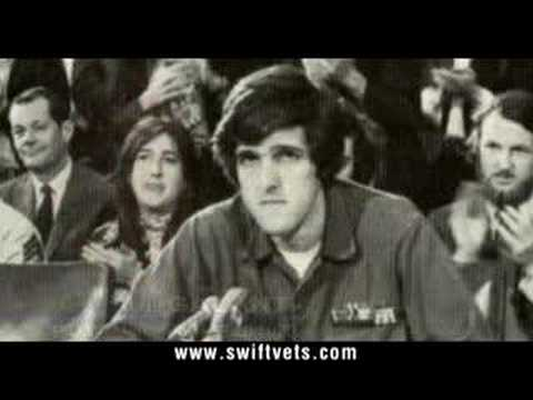 Swiftboat Veterans Ad on John Kerry - Sellout (2004)