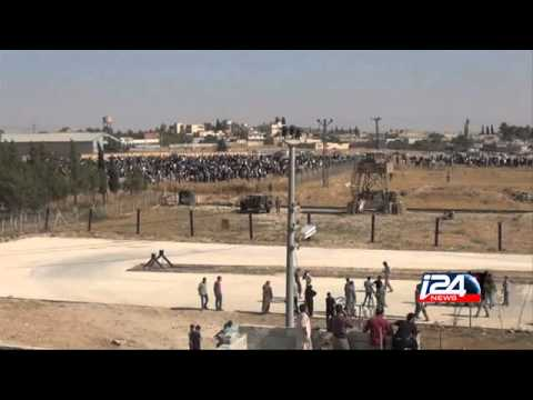Turkey accepts Syrian refugees fleeing Tal Abyad fighting