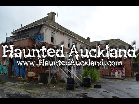 Haunted Auckland investigates Kingseat Psychiatric Hospital
