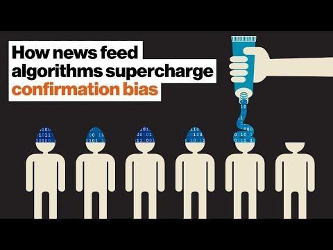 How news feed algorithms supercharge confirmation bias | Eli Pariser | Big Think