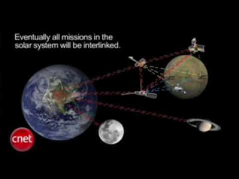 CNET - Interplanetary Internet